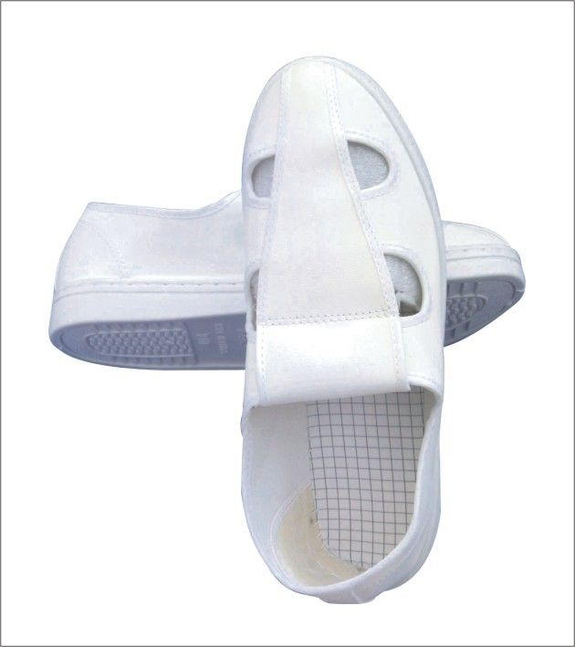 Clean Room ESD Safety Shoes Comfortable / Convenient Static Dissipative Footwear